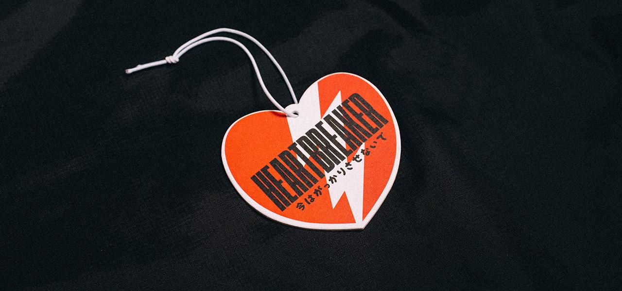 Love Heartbreak Air Freshener