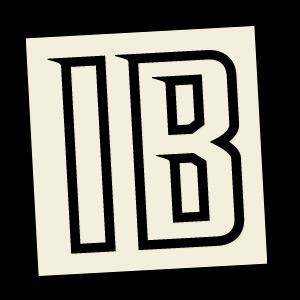 Bold Logo (Black) Decal