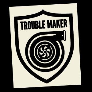 Trouble Maker (Black)