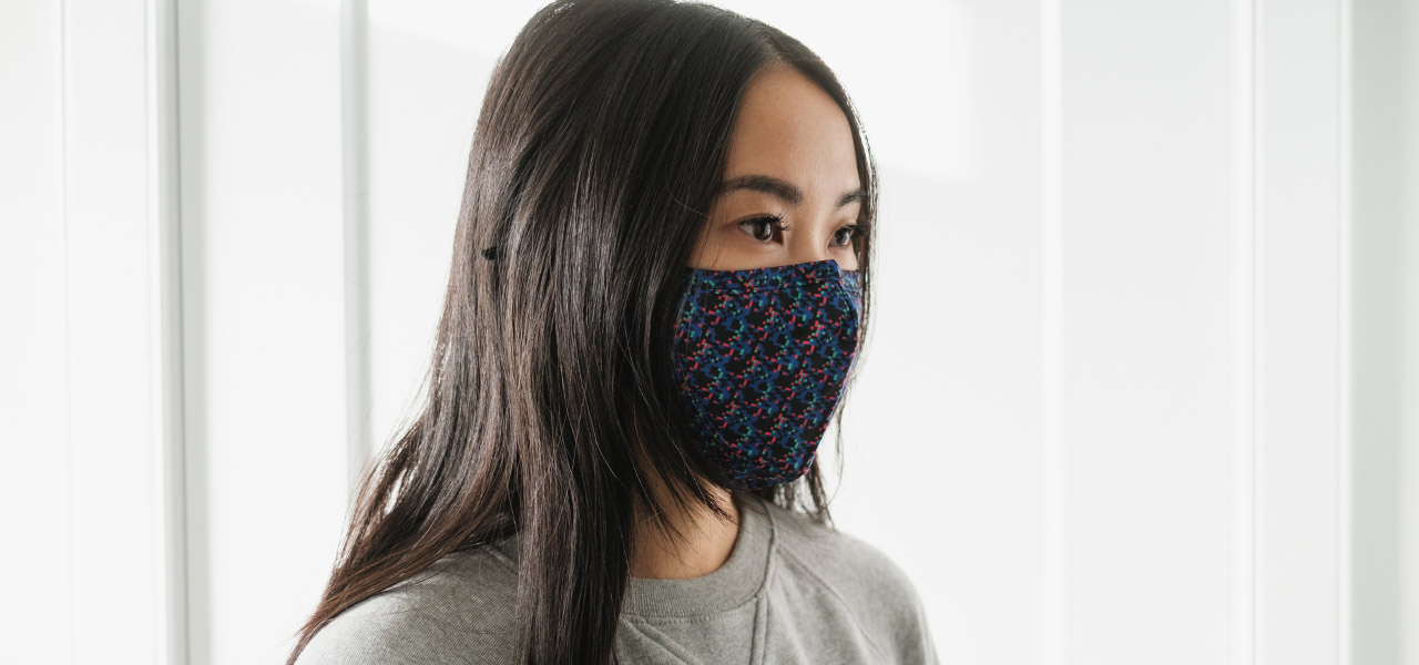 Washable V2 Face Mask