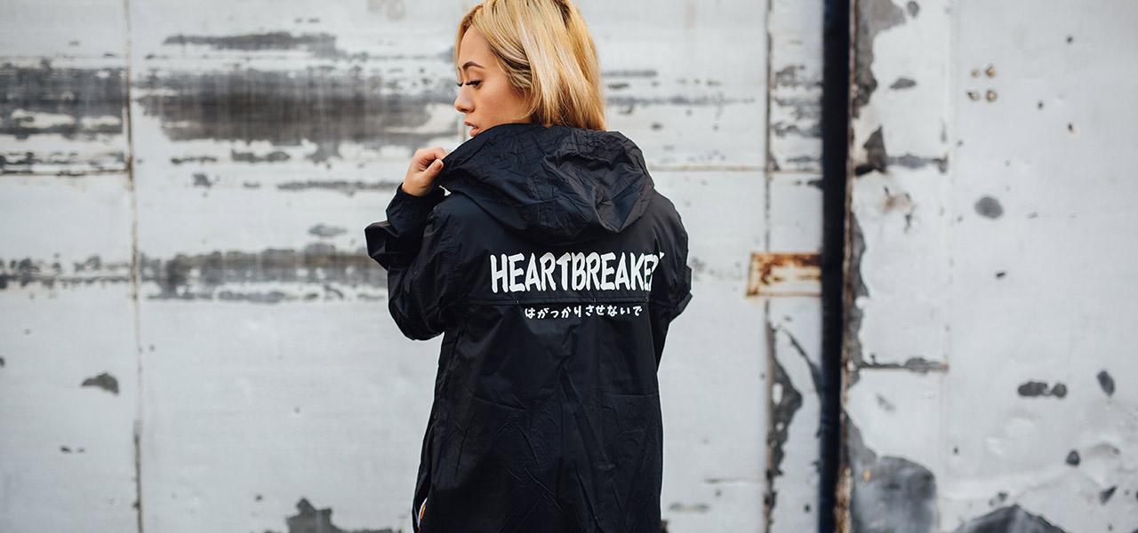 Heartbreaker (Black) Jacket