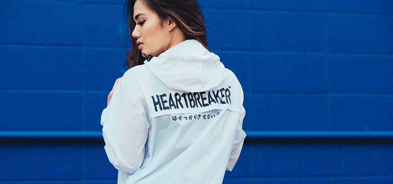 Heartbreaker (White) Jacket