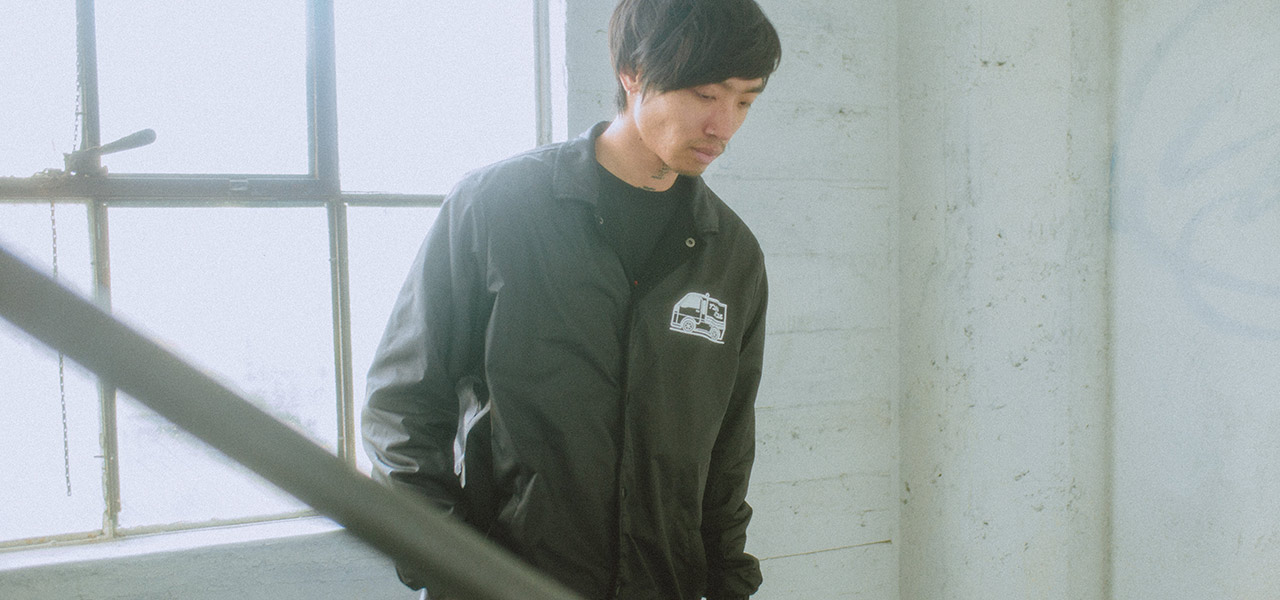 Special Delivery Coach Jacket