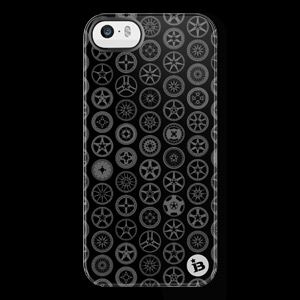 Rim to Rim (5/5S) Phone Case
