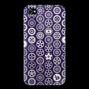Rim to Rim (Purp.) iPhone Case