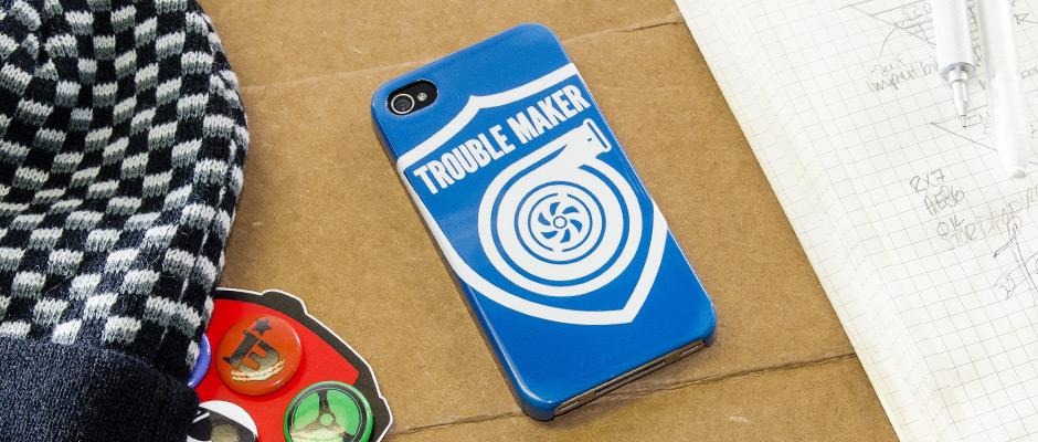 Trouble Maker Phone Case