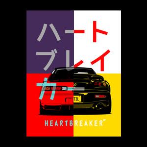 Heartbreaker Custom Poster