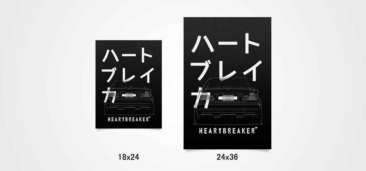 Heartbreaker (E46) Poster