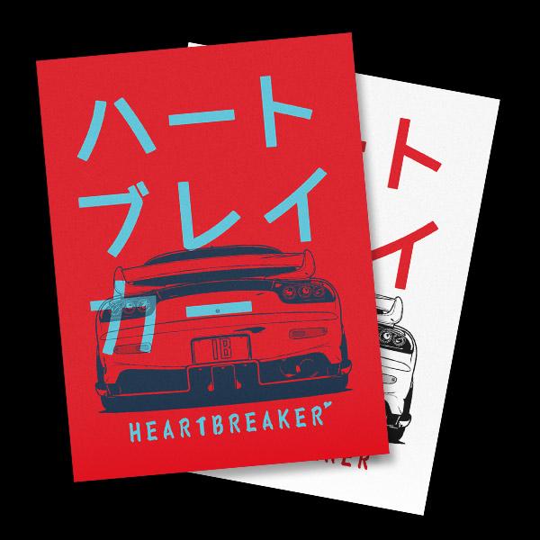 Heartbreaker (FD3S) Poster