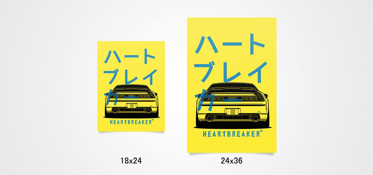 Heartbreaker (NA2) Poster