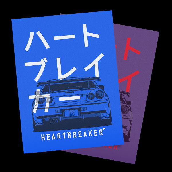 Heartbreaker (R34) Poster
