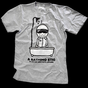 Bathing Stig Shirt
