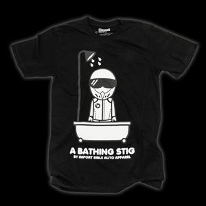 Bathing Stig (Black)