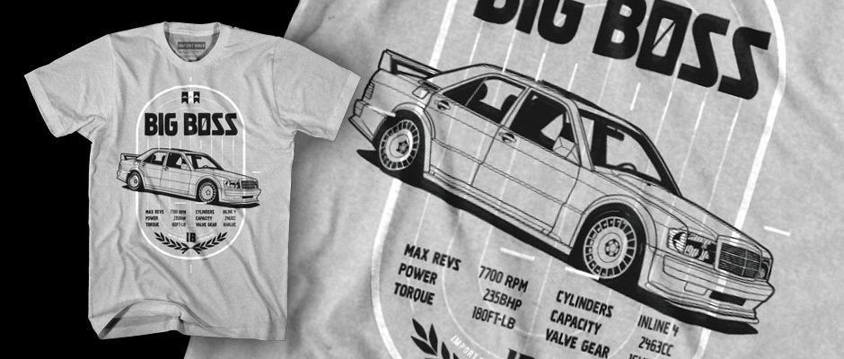 Big Boss Shirt