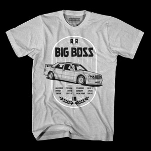 Big Boss Shirt