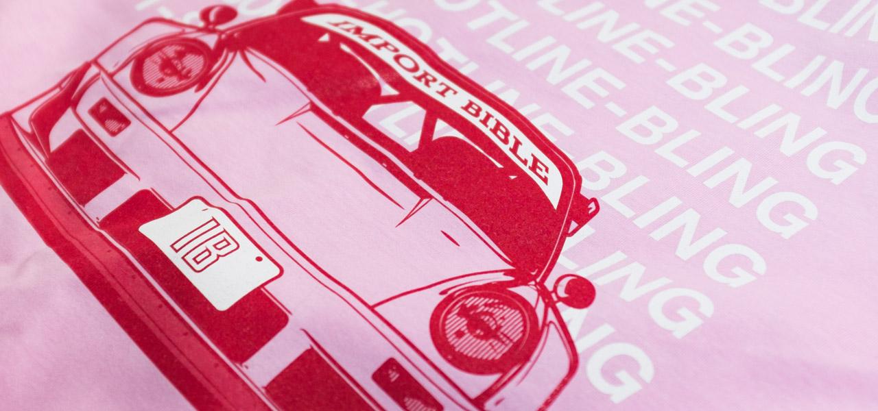 Blingriff (Pink) Shirt