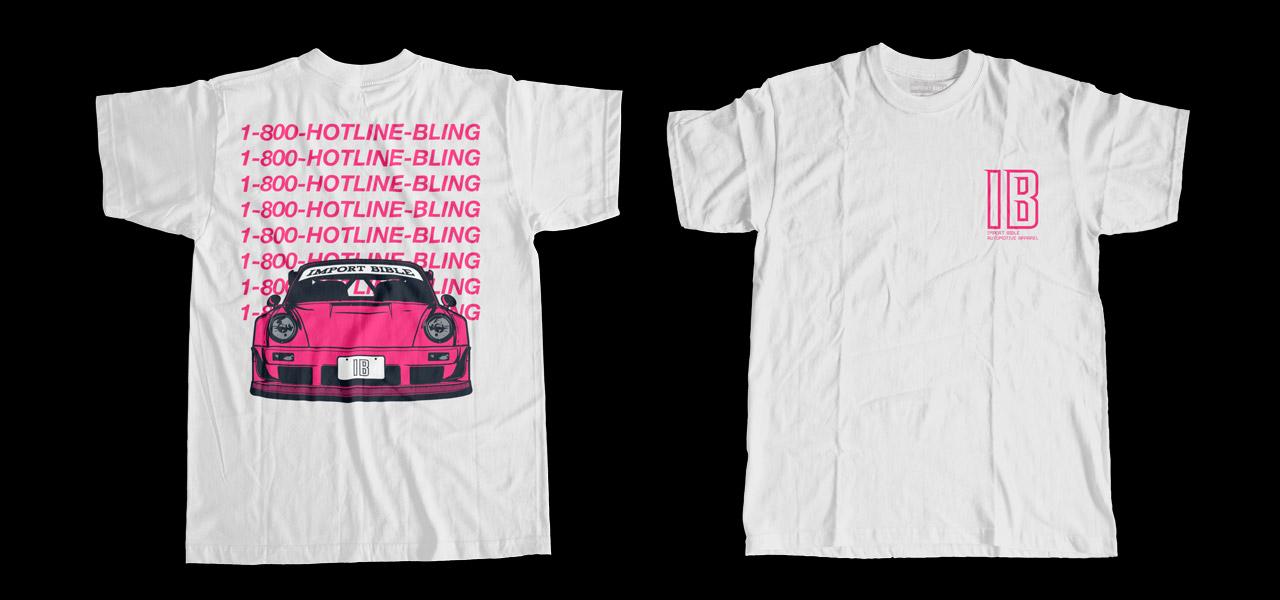Blingriff (White) Shirt