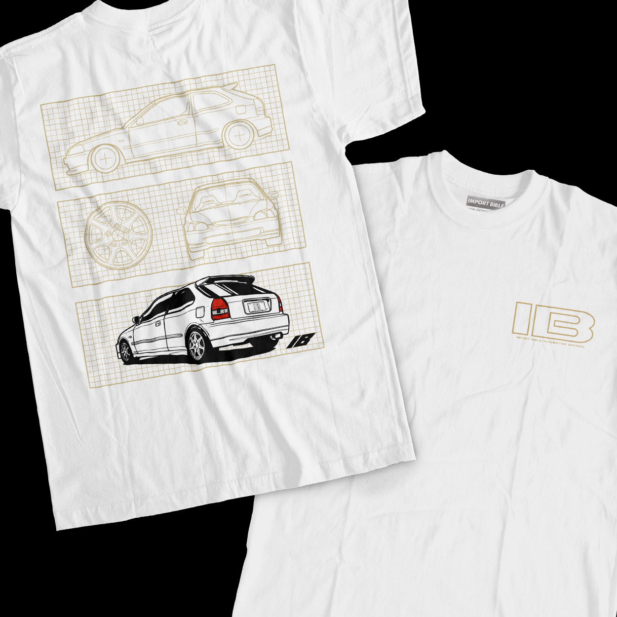 Blueprint (EK9) Shirt