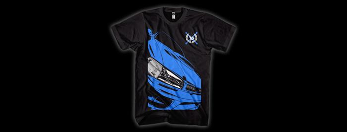 Boxer (Black) Shirt