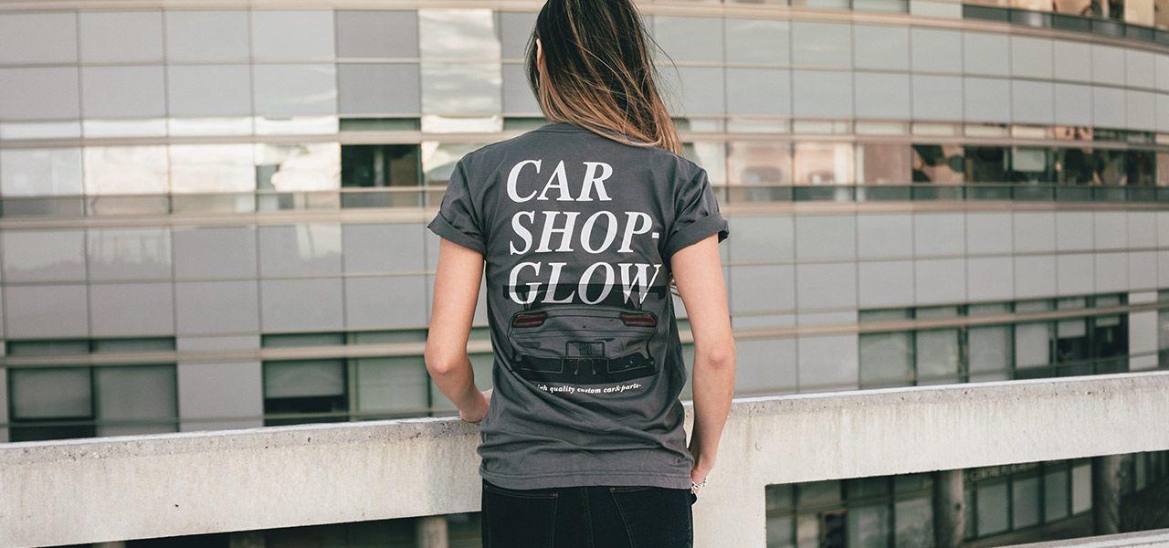 CarShopGlow (FD3S) Shirt