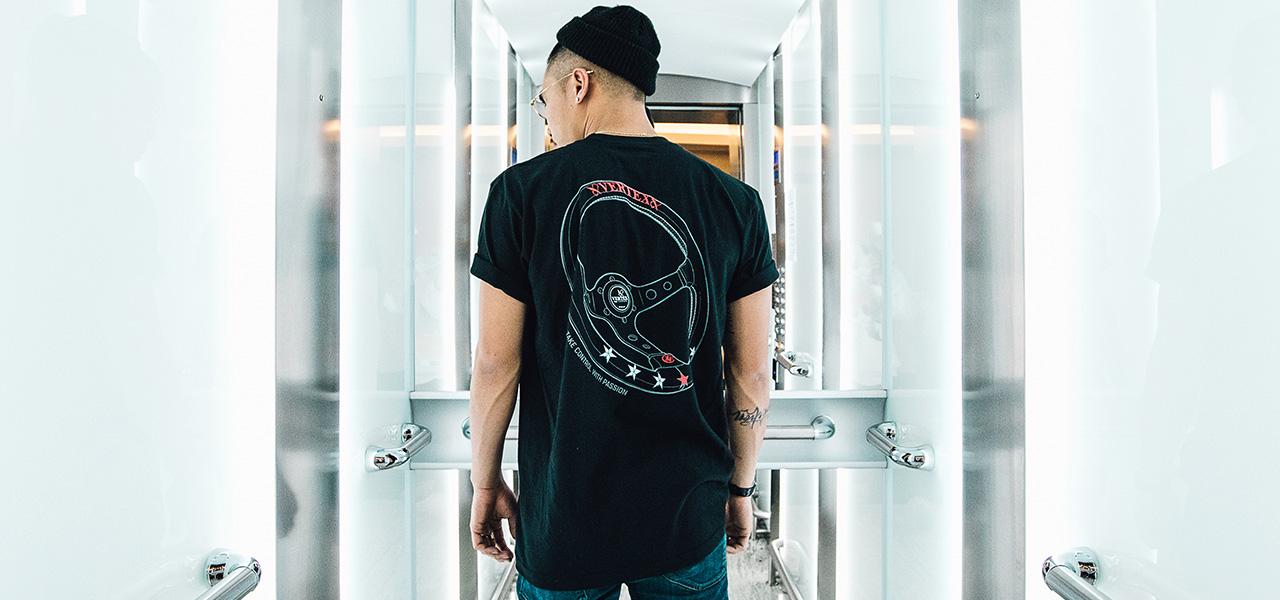 Control (Vertex) Shirt