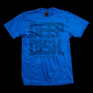 Deep Dish (Blue)