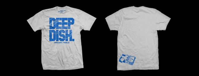 Deep Dish (Grey) Shirt