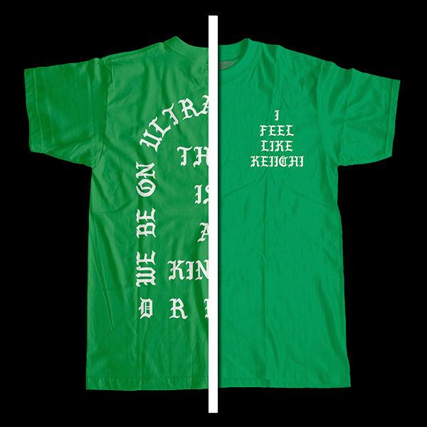 Drift King (Green) Shirt