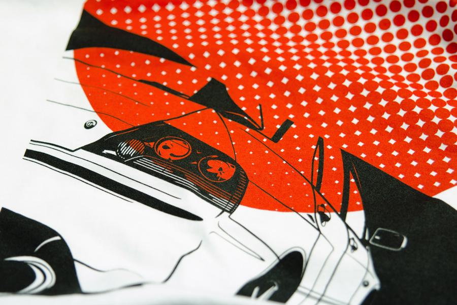Evo (White) Shirt