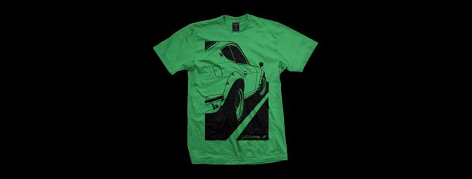 Fairlady (Green) Shirt