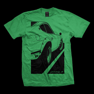 Fairlady (Green) Shirt