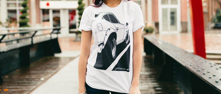 Fairlady (White) Shirt