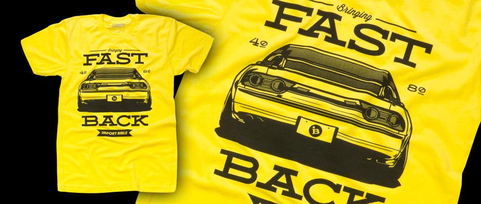 Forty Eighty (Yellow) Shirt
