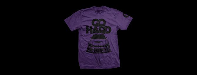Go Hard Shirt