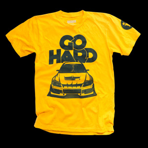 Go Hard (Gold) Shirt