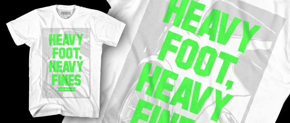 Good Foot (White) Shirt