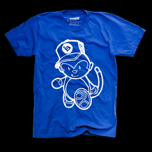 Grease Monkey (Blue) Shirt