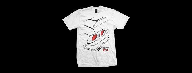 GT-R Shirt