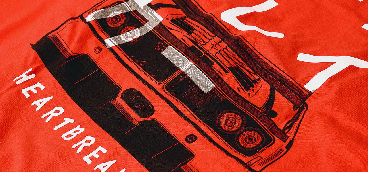 Heartbreaker (F40LM) Shirt