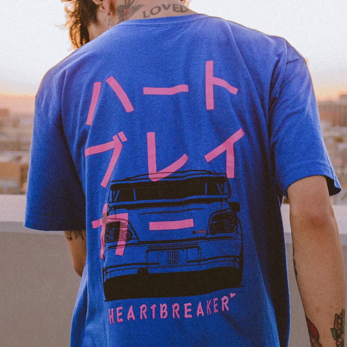 Heartbreaker (GDB) Shirt