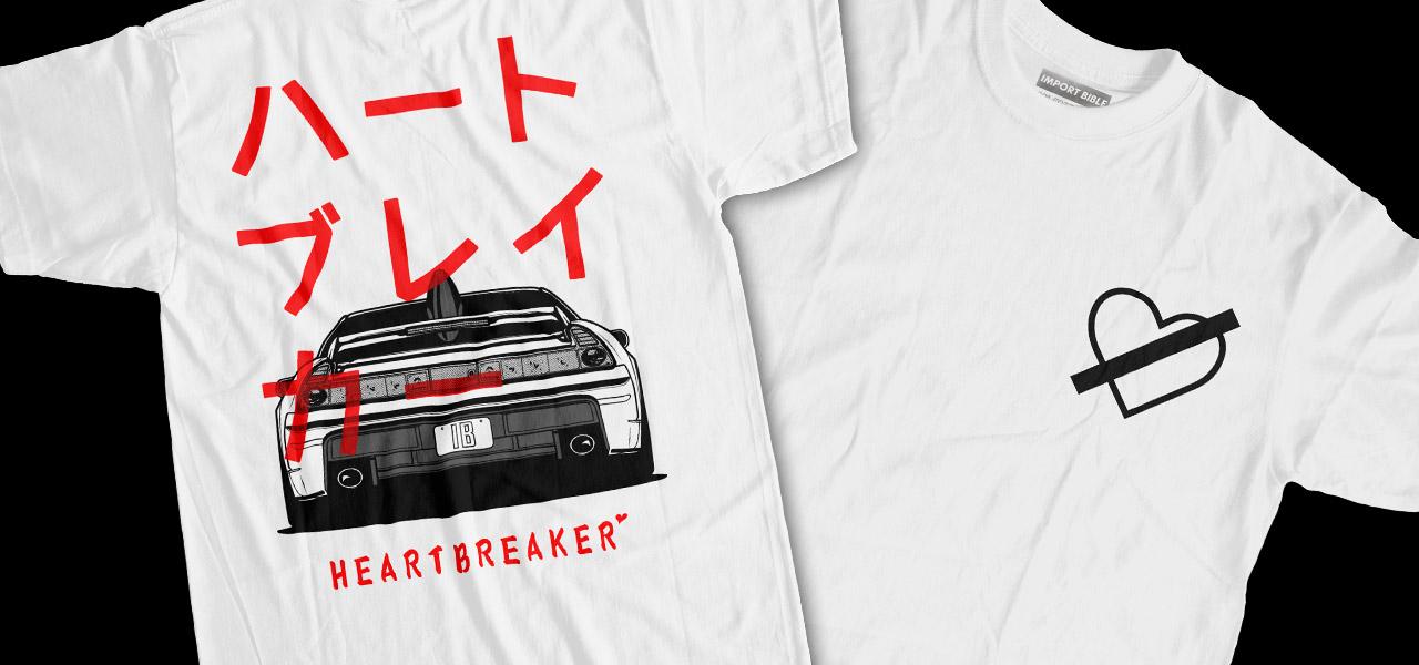 Heartbreaker (NA2) (White) Shirt