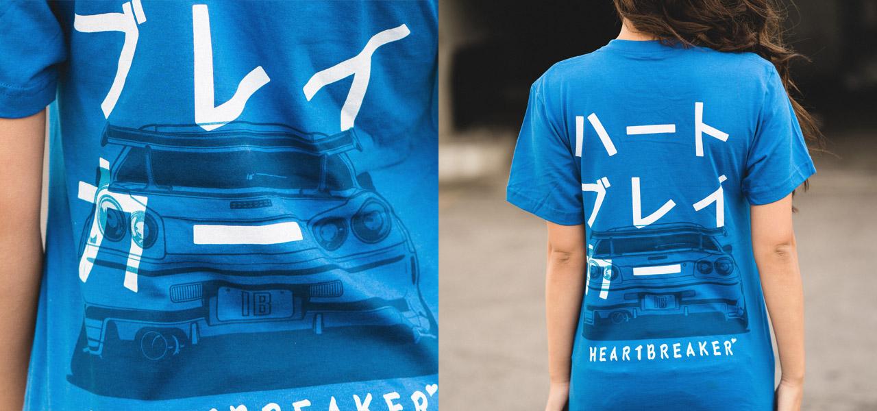 Heartbreaker (R34) Shirt