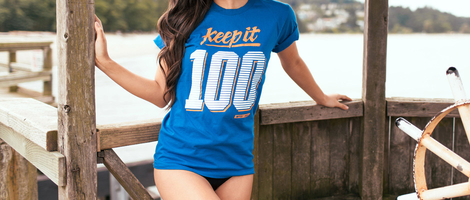 Keep It 100 Shirt