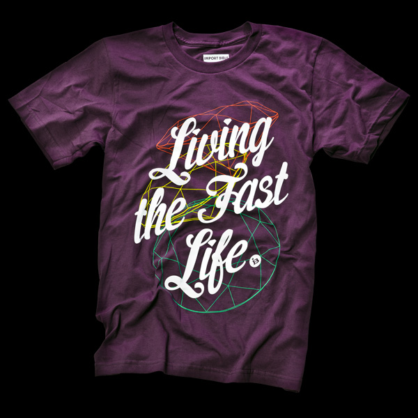 Living Fast Shirt