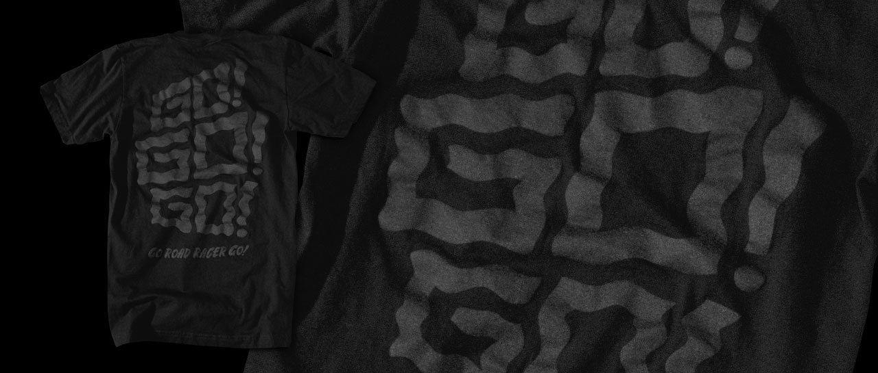 Mach V (Midnight) Shirt