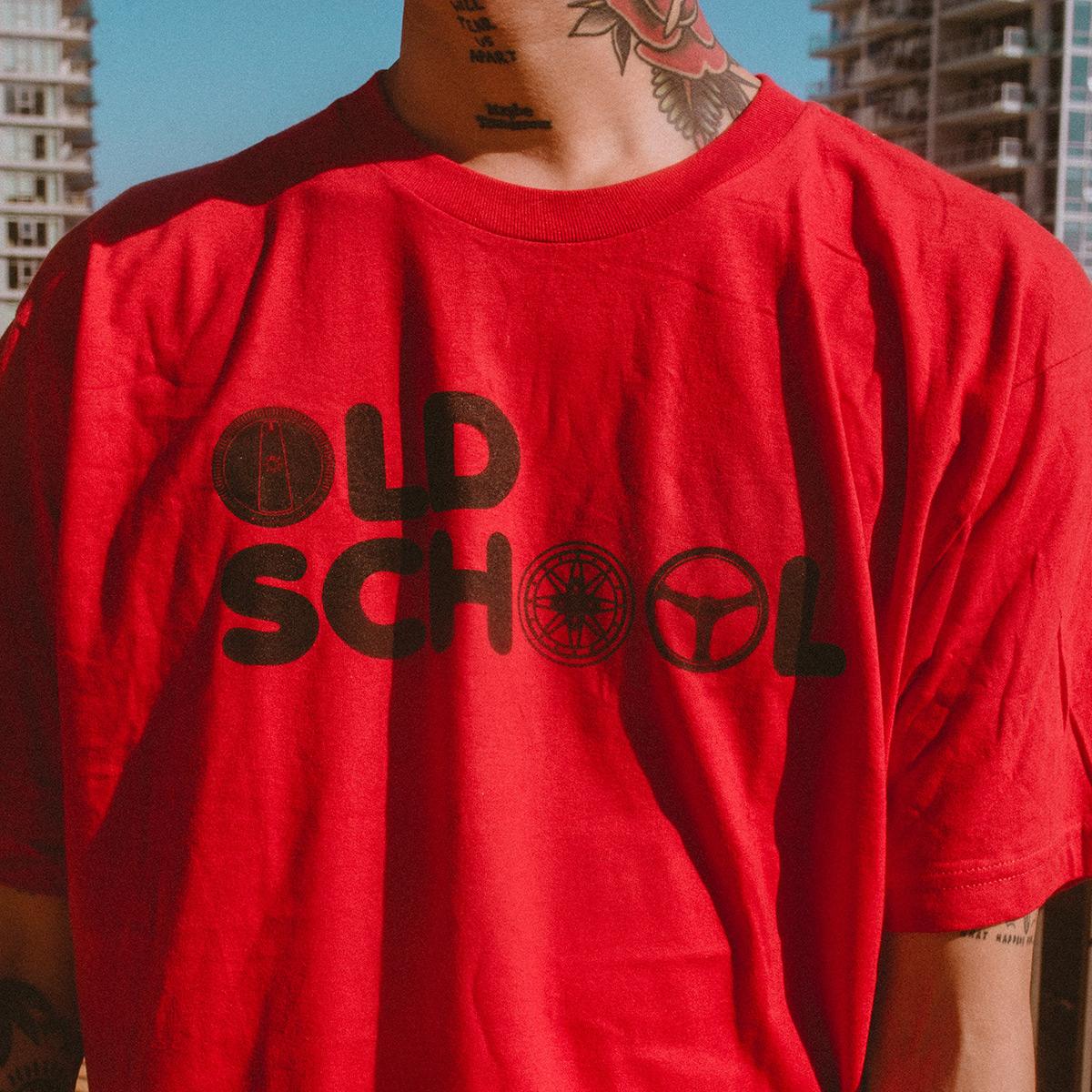 Old School V2 Shirt