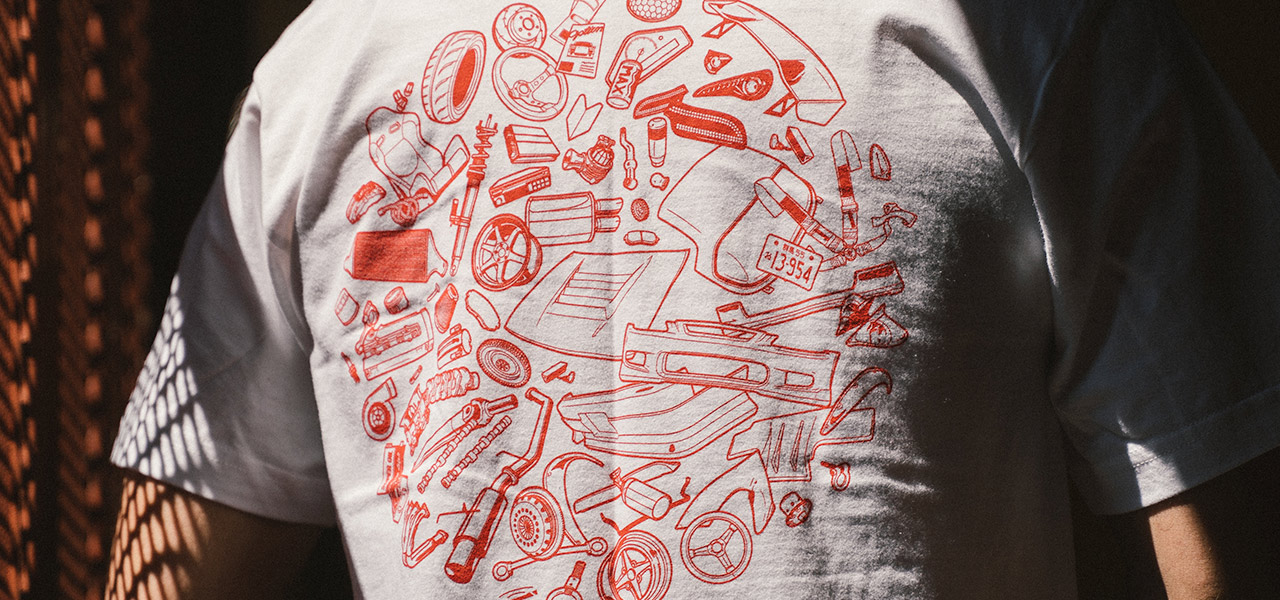Overnight Parts Shirt