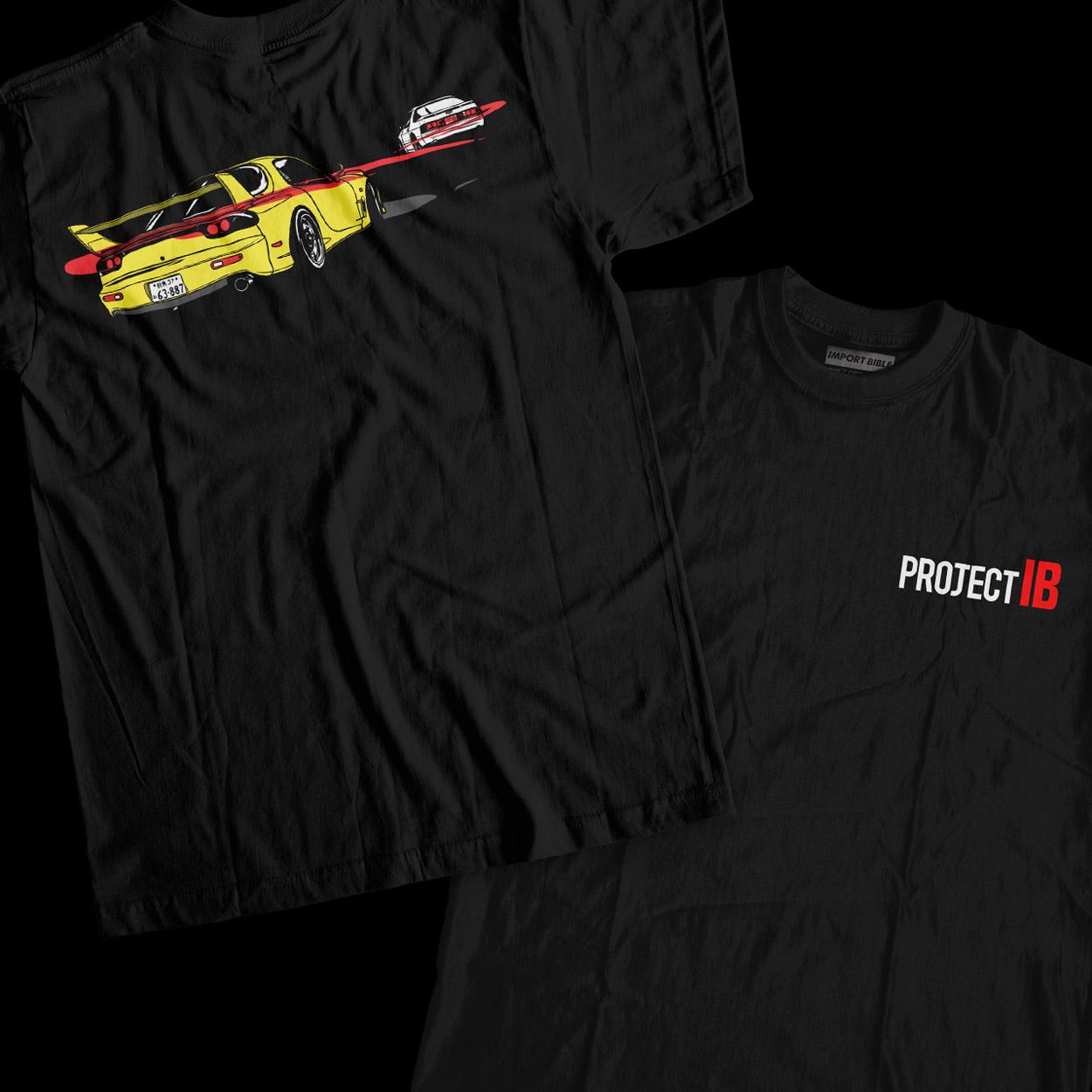 Project IB (RedSuns) Shirt