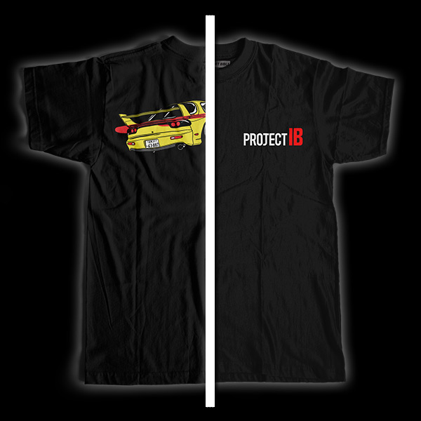 Project IB (RedSuns) Shirt