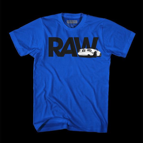 Raw (Blue) Shirt